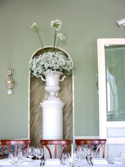 Dekoration Hochzeitssaal